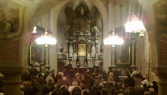 POČELE KORIZMENE KONFERENCIJE: p.Čuš ispunio remetsku crkvu